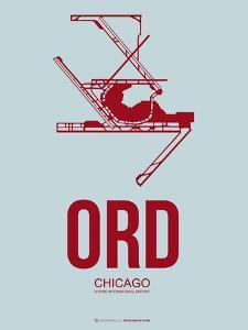 Ord Chicago Poster 3 by NaxArt