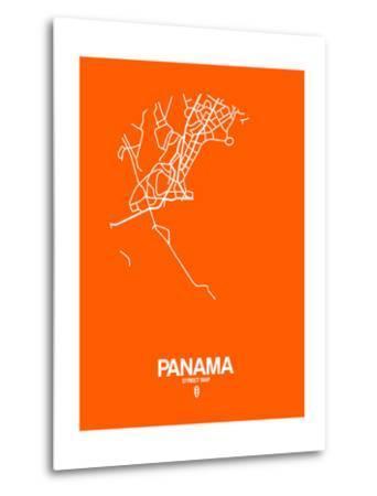 Panama Street Map Orange