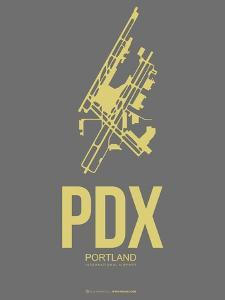 Pdx Portland Poster 2 by NaxArt