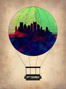 Pittsburgh Air Balloon by NaxArt
