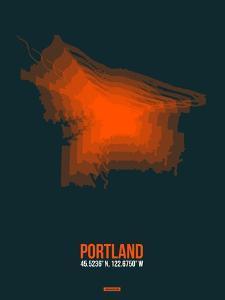 Portland Radiant Map 3 by NaxArt