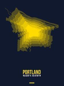 Portland Radiant Map 4 by NaxArt