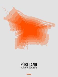 Portland Radiant Map 5 by NaxArt