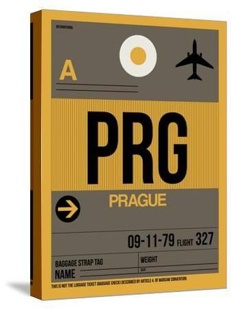 PRG Prague Luggage Tag 1