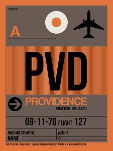 PVD Providence Luggage Tag I by NaxArt