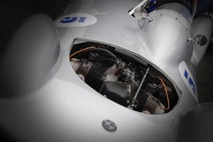 Racing Cockpit by NaxArt