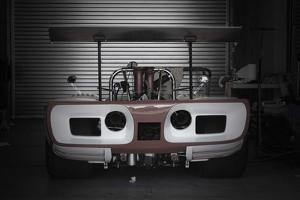 Racing Garage by NaxArt