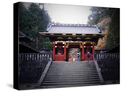 Red Gates And Temple