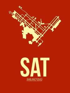SAT San Antonio Airport 1 by NaxArt