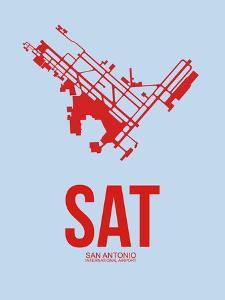 SAT San Antonio Airport 2 by NaxArt