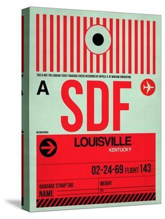 SDF Louisville Luggage Tag II