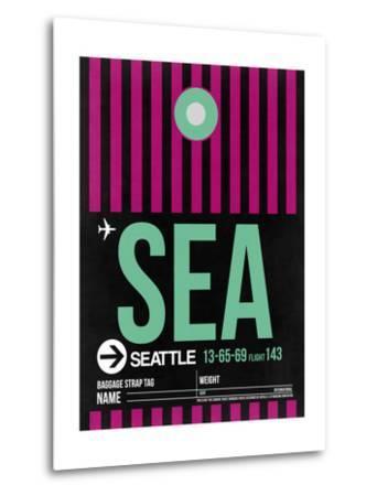 SEA Seattle Luggage Tag 2