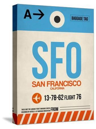 SFO San Francisco Luggage Tag 1