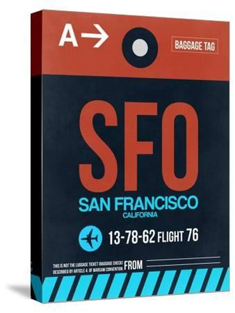 SFO San Francisco Luggage Tag 2