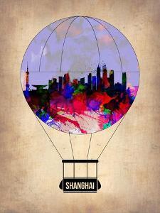 Shanghai Air Balloon by NaxArt