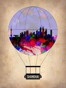 Shanghai Air Balloon by NaxArt