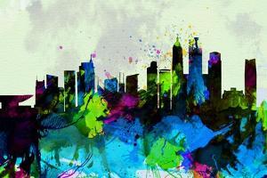 Shanghai City Skyline by NaxArt