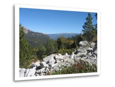 Sierra Nevada Mountains 1