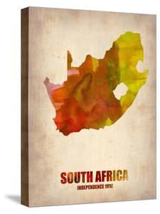 South African Map by NaxArt