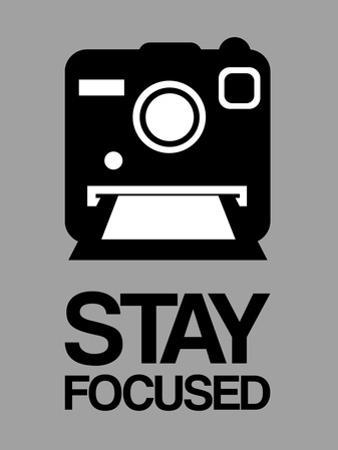 Stay Focused Polaroid Camera 1 by NaxArt