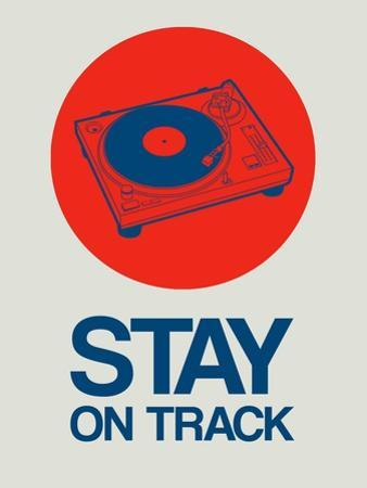 Stay on Track Record Player 1