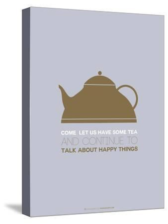Tea Poster Green