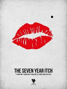 The Seven Year Itch by NaxArt