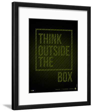 Think Outside of The Box Poster