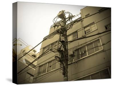 Tokyo City Electric Pole