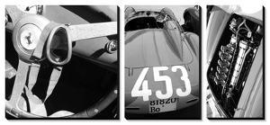 Vintage Ferrari by NaxArt