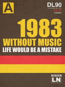 Without Music Life Would be a Mistake by NaxArt