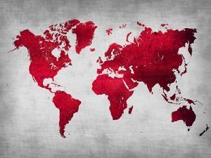 World  Map 9 by NaxArt