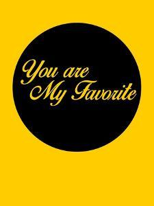 You are My Favorite 1 by NaxArt