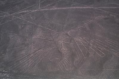 Nazca Lines-David Nunuk-Photographic Print