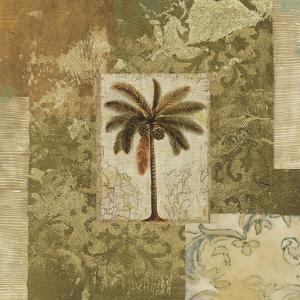 Palm Patchwork I by NBL Studio