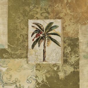 Palm Patchwork II by NBL Studio