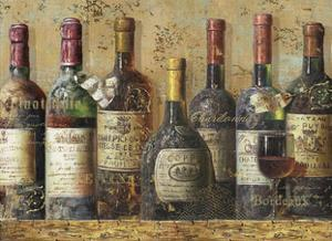 Wine Collection I by NBL Studio