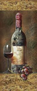 Wine Collection III by NBL Studio