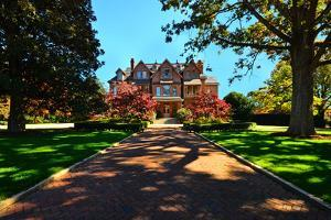 N.C. State Governors Mansion by nc Simply Photos