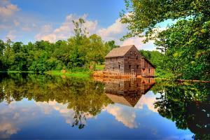 Yates Mill Pond by nc Simply Photos