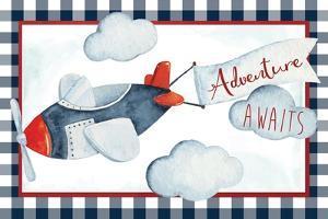 Adventure Awaits by ND Art