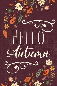 Autumn VIbes Art I by ND Art