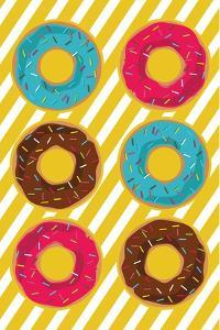 Donuts by ND Art