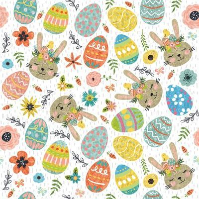 Easter Wishes Pattern I