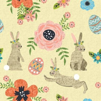 Easter Wishes Pattern II