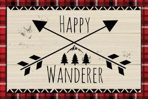 Happy Wanderer by ND Art