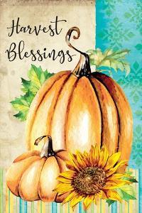 Harvest Blessings by ND Art