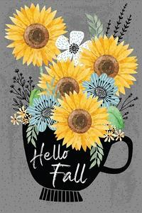 Hello Fall by ND Art