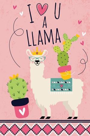 I Love You a Llama