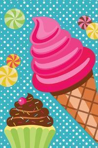 Ice Cream by ND Art